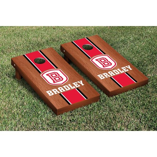 Victory Tailgate NCAA Stained Version Cornhole Game Set by Victory Tailgate