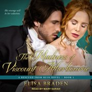 The Madness of Viscount Atherbourne - Audiobook
