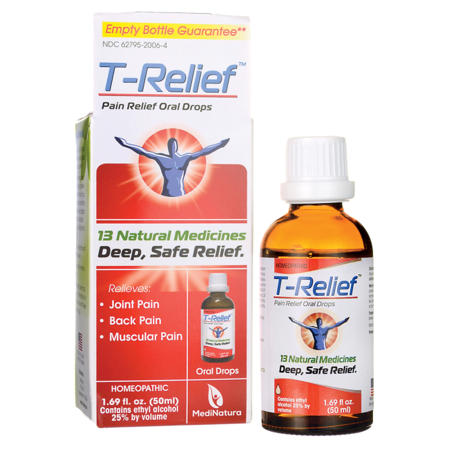 T-Relief Pain Oral Drops