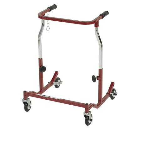 Drive Medical Anterior Rehab Safety Roller, Fixed Width, (Anterior Roller)
