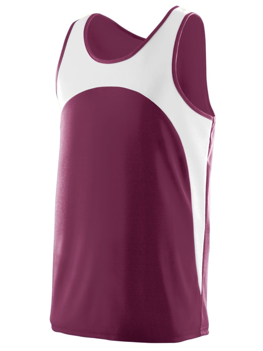 Augusta 341 Youth Velocity Track Jersey