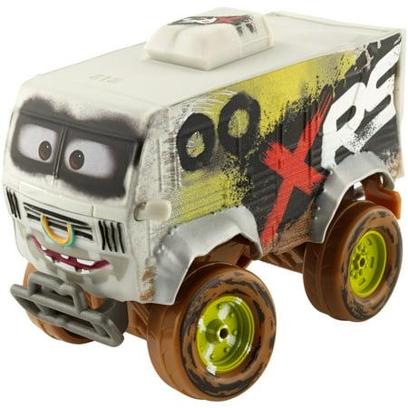 Disney/Pixar Cars XRS Mud Racing Arvy Oversized Vehicle - Halloween Racing Car