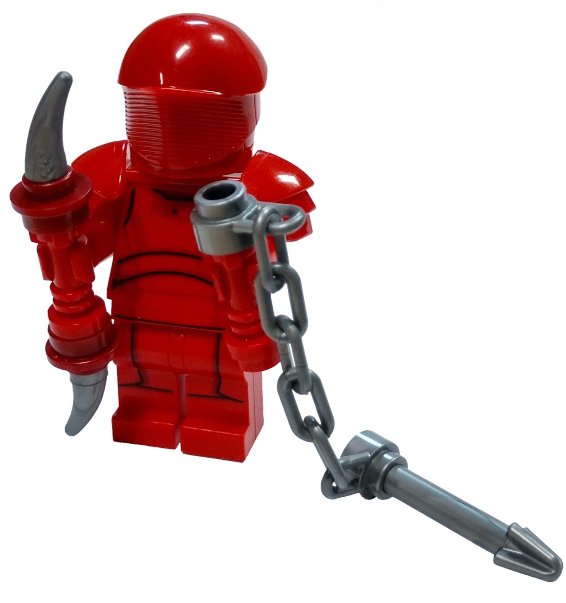 Flat Helmet LEGO  Elite Praetorian Guard Minifigure Star wars