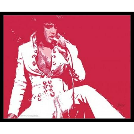 Elvis Presley - Love Me Tender Poster Poster Print