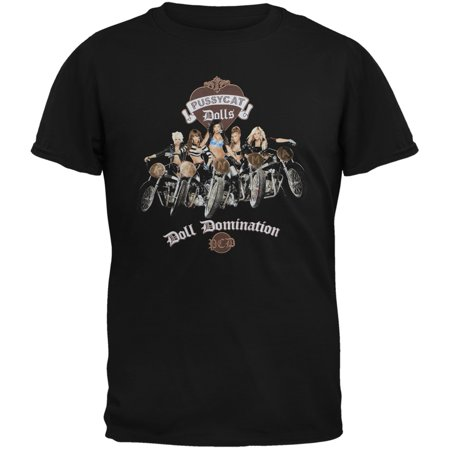 Pussycat Dolls - Motorcycles 2009 Tour T-Shirt 2009 Men Shirt