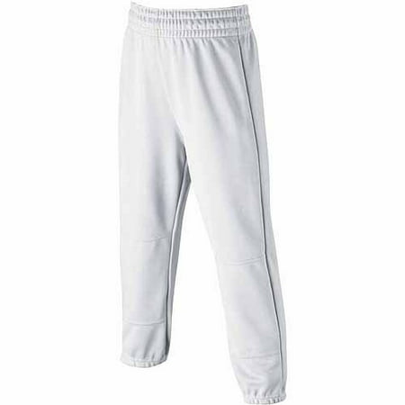 Wilson Youth Baseball Pull-Up Pants with Full Elastic Waistband