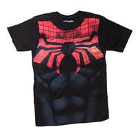 Marvel Spider-Man Superior Spider-Man Mens Black T-Shirt | XL