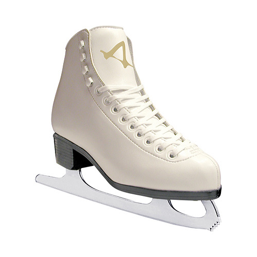 Infant Girls' American 514 Leather Lined Figure Skate