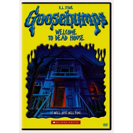 GOOSEBUMPS:WELCOME TO THE DEAD - Dead House Gates