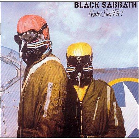 Anderson Black Sabbath Never Say Die