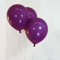 "BalsaCircle 25 pcs 12"" tall Metallic Latex Balloons - Wedding Event Graduation Party Decorations Supplies"