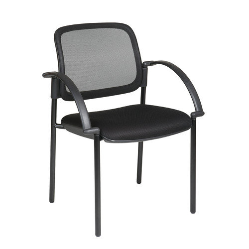 Office Star Products Screen Mesh Guest Chair