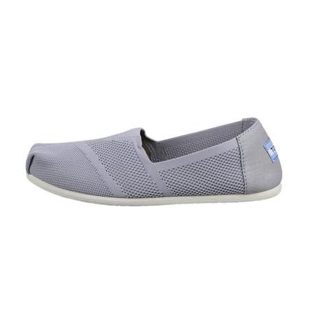 7262a31b58b TOMS - Toms Women s Classic Custom Knit Flats Drizzle Grey 6.5 B(M)