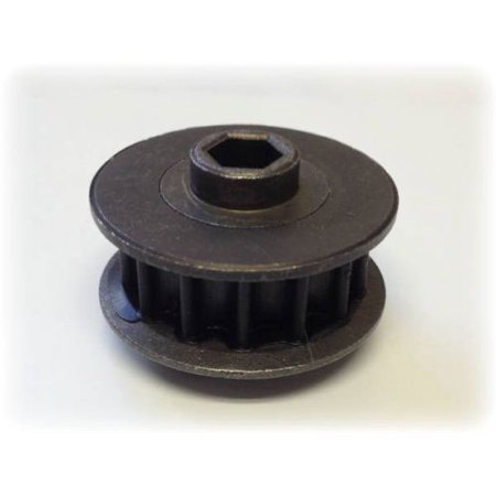Genie 38416a Belt Drive Sprocket Part For Garage Door Opener Models