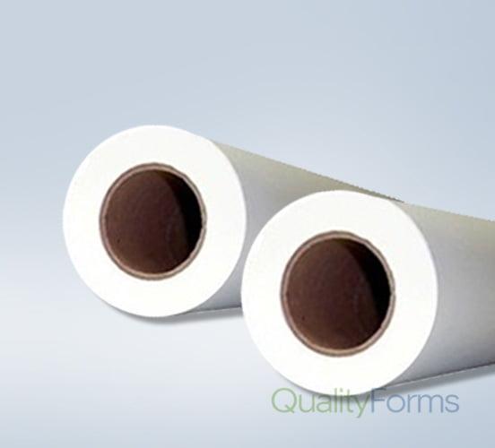 "36'' x 500' 24# Plotter Paper Rolls, (3"" core) 2 rolls/case"