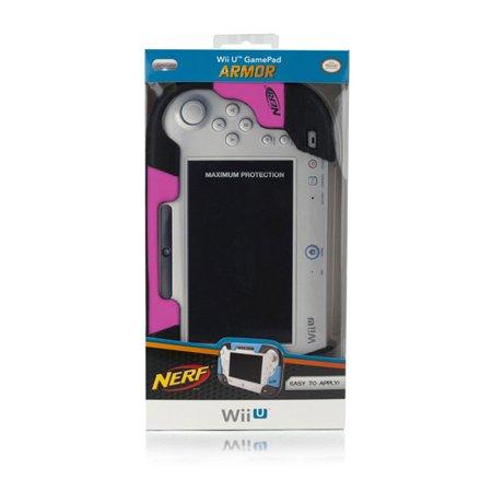 Pdp Wii U Gamepad Nerf Armor Case Orange Walmartcom