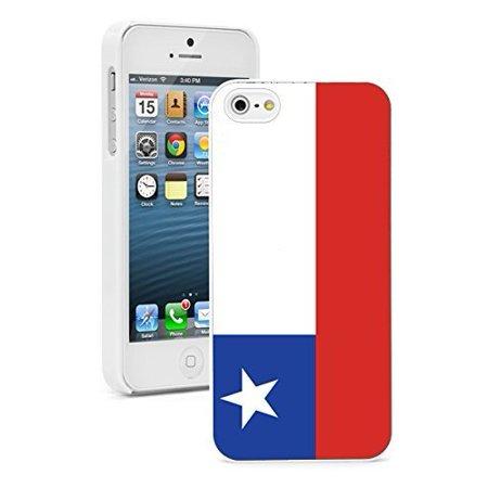 0a0c04a1ba3 Apple iPhone (6 Plus / 6s Plus) Hard Back Case Cover Chile Flag (White) -  Walmart.com