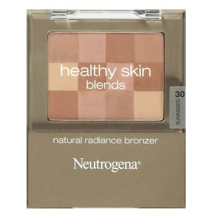 Neutrogena Skin Blends Natural Radiance Bronzer, Sunkissed 30, 0.2 Ounce + Schick Slim Twin ST for Sensitive Skin