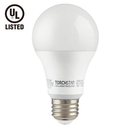 Torchstar garage door opener led bulb 100w equivalent led for Occasions garage ligot arnage