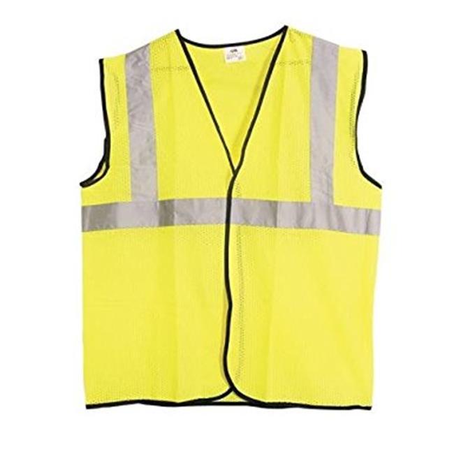 ANSI Class-2 Safety Vest - Yellow, Medium