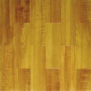 """Home Dynamix Paramount Vinyl Tile Area Rugs - ST630E ST630E Wood Parquet Rug - 16"""" x 16"""""""