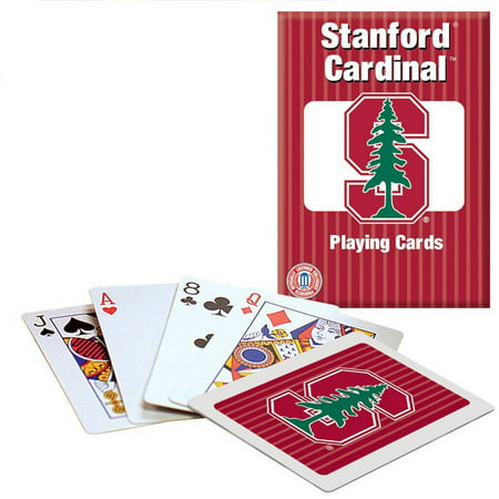- Officially Licensed NCAA Stanford Playing Cards