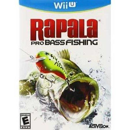 Rapala pro fishing 2012 nintendo wii u for Rapala pro fishing