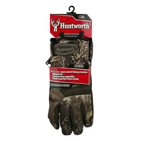 Huntworth Men's Midweight Hunting Gloves Focus