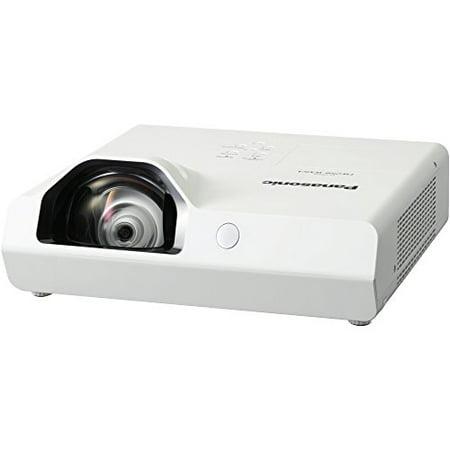 Panasonic PT-TW250 LCD Projector - 720p - HDTV - 16:10 - 1280 x 800 - WXGA - 10,000:1 - 2800 lm - HDMI - USB