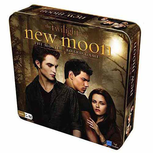 Twilight, New Moon Board Game in a Tin