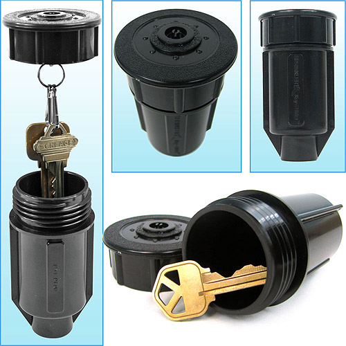 As Seen on TV Trademark Discrete Sprinkler Head Hide-A-Key
