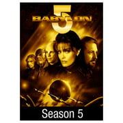Babylon 5: Season 5 (1998) by