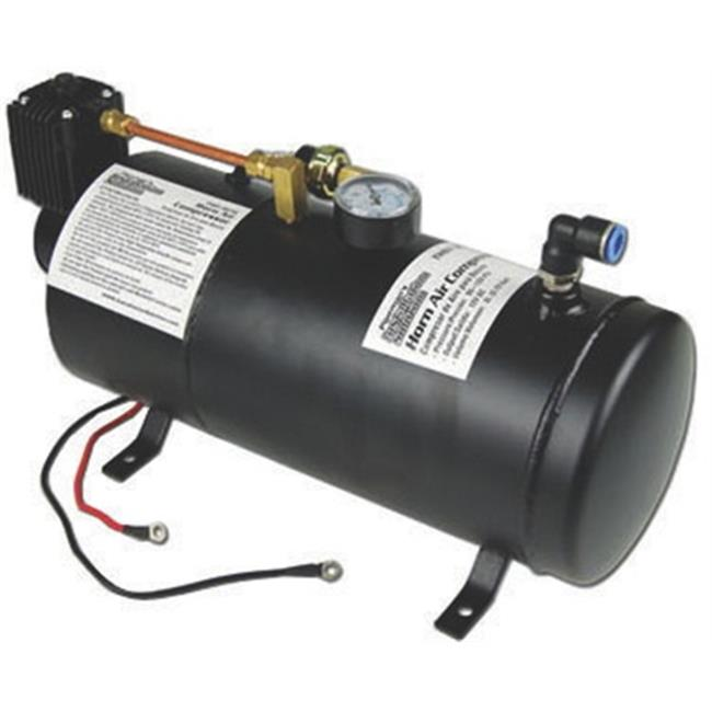 AUDIOP THSY3075C 12v Air Compressor with Air Lines
