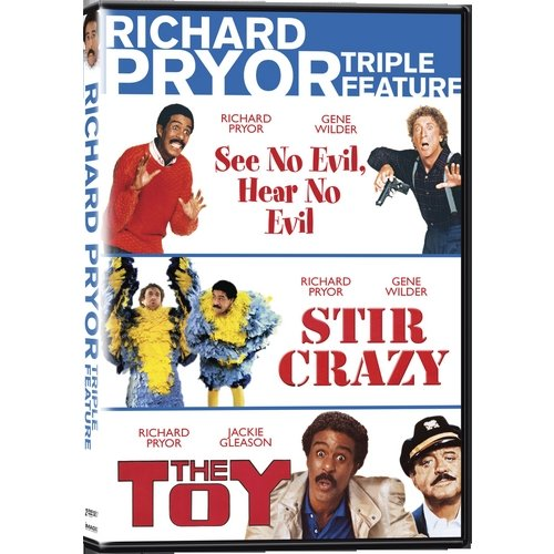 Richard Pryor Collection: Hear No Evil, See No Evil / Stir Crazy / The Toy