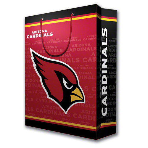 NFL - Arizona Cardinals Large Gift Bag