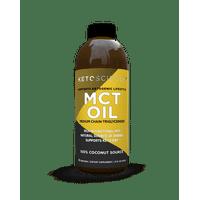 Keto Science Ketogenic MCT Oil Dietary Supplement, 15 Fl Oz, 30 Servings
