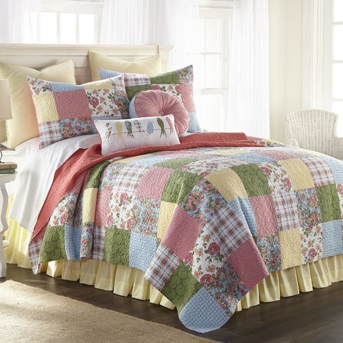August Grove Holler Patch Cotton Throw