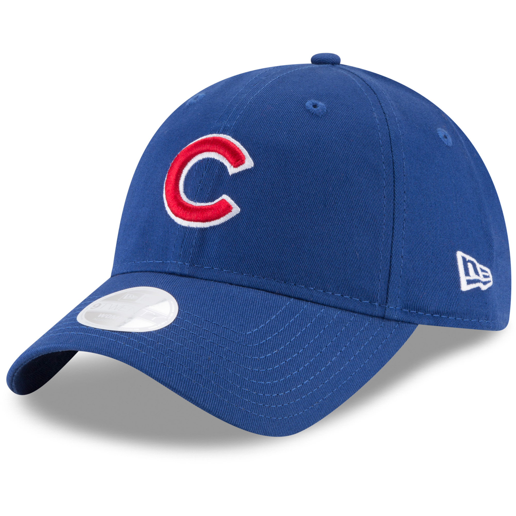 Chicago Cubs New Era Women's Core Classic 9TWENTY Adjustable Hat - Royal - OSFA