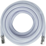 "Certified Appliance Accessories LM180P PVC Ice Maker Connector with 1/4"" Compression, 15ft"