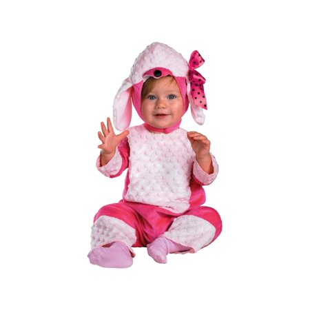 Pink Poodle Baby Costume - Poodle Costume Toddler