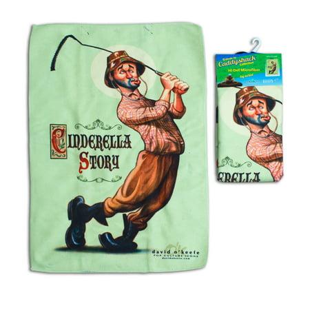 Cinderella Story Golf Towel Unc Golf Towel