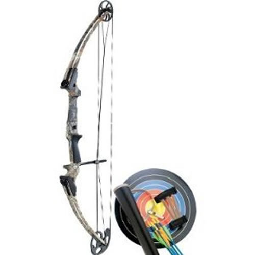 Genesis Original Righthand Bow Kit Lost Camo SKU: 12242
