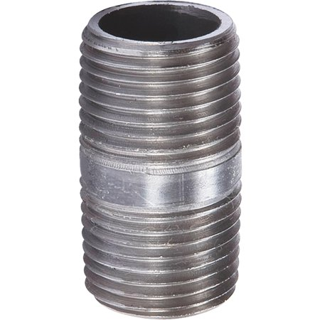 Southland Galvanized Steel Pipe - Southland Pipe Nipple 3/4xclose Galvanized Nipple 10500 Pack of 5