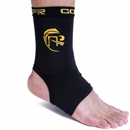 Special Ankle Guard Support Protector for Protection in Muay Thai, Boxing, Kickboxing, (Top King Muay Thai Shin Guards Review)