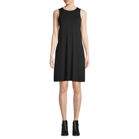 Reflections Sleeveless Dress - Women's Sleeveless Knit Dress