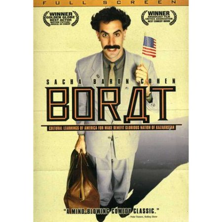 Borat: Cultural Learnings Of America For Make Benefit Glorious Nation Of Kazakhstan (Full