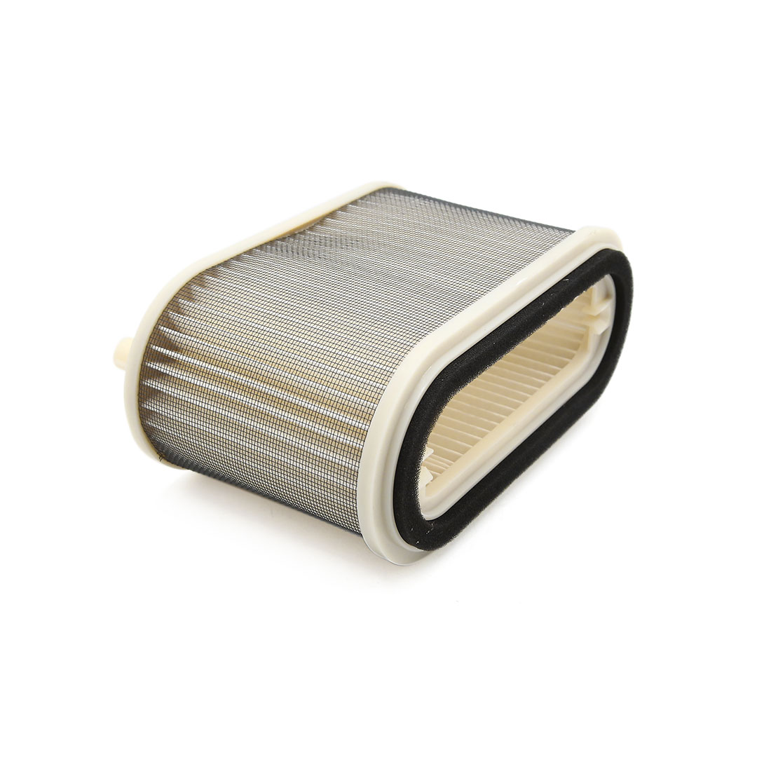 White Scooter Motorcycle Engine Air Intake Filter Replacement for Yamaha - image 1 de 3