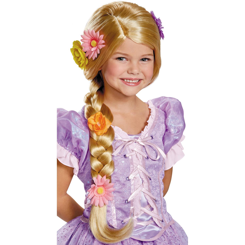Disney Rapunzel Prestige Wig Child Halloween Accessory