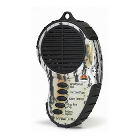 Predator Hand (Cass Creek - Ergo Call - Predator Call II - CC058 - Handheld Electronic Game Call - Coyote)