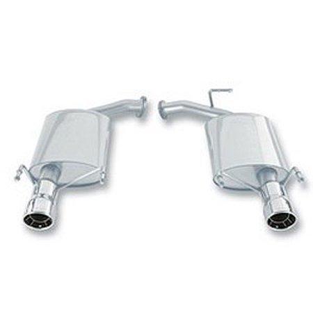 Borla 11758 Rear-Section Exhaust System Borla Rear Section Exhaust